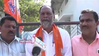 40 వ వార్డులో BJP జెండావిష్కరణ  14-02-2019.