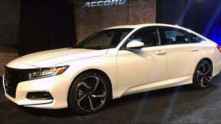 DONT MISS! Honda Accord Sedan 2018 Safety And Crash Test