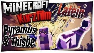 Pyramus und Thisbe   Minecraft Kurzfilm