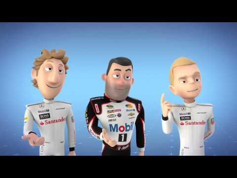 McLaren Tooned - Season 3 - Episode 1 - Oil: An Odyssey - Part 1