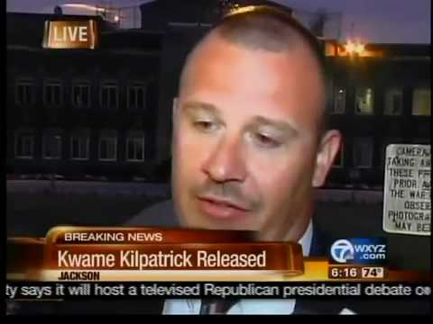 Ex-Detroit Mayor Kwame Kilpatrick headed toward early release ...