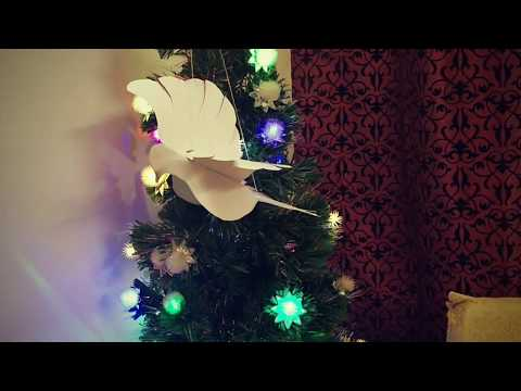 How to make a beautiful Dove Bird - DIY Project