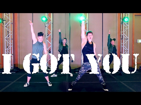 Bebe Rexha - I Got You | The Fitness Marshall | Cardio Concert