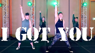 Bebe Rexha - I Got You #DanceOnGotYou | The Fitness Marshall | Cardio Concert