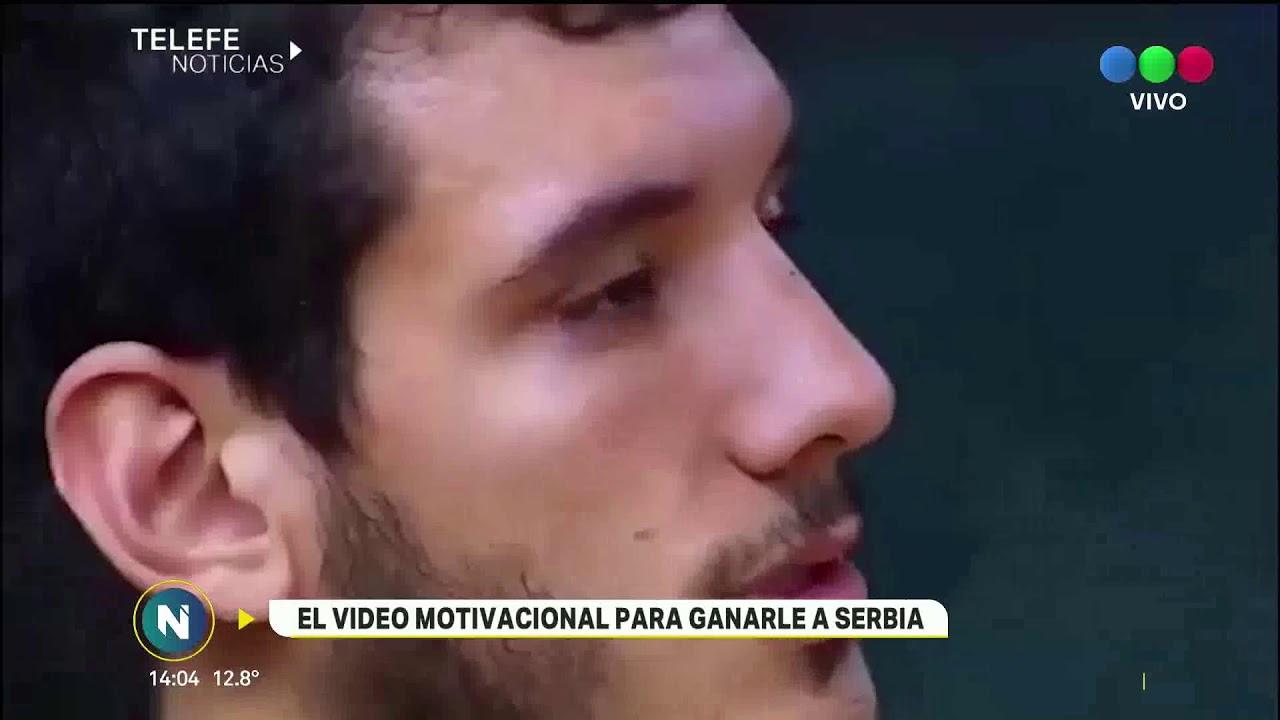 El Video Motivacional Que El Dt De La Selección Argentina De Basquet Grabó Para Su Equipo