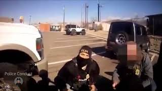 Albuquerque Police Release Video Showing Officer Shooting Undercover Cop - $6.5m Settlement