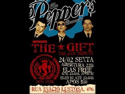 The Jam Tribute - Banda The Gift (Curitiba - 2012)