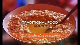 1st v log ( Traditional food) Hunza (health tips)