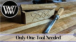 No Power Woodworking Tools Projects
