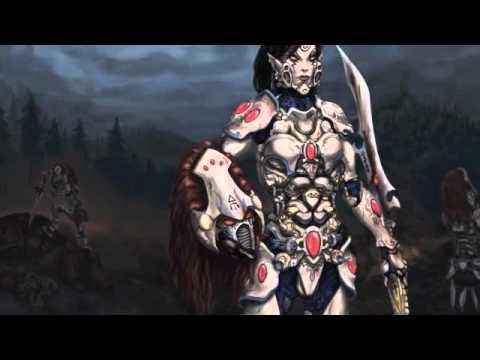 Warhammer 40k Eldar Techno tribute
