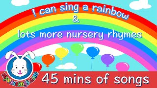 I Can Sing A Rainbow & Lots More Nursery Rhymes