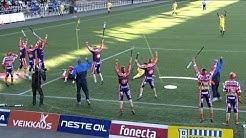 Throwback-ottelu: Sotkamon Jymy - Hyvinkään Tahko 12.5.2009