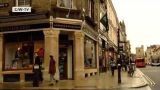Die britische Universitätsstadt Oxford | euromaxx
