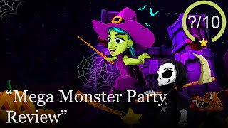 Mega Monster Party Review [PC] (Video Game Video Review)