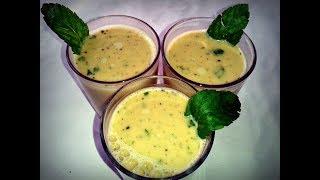 Sattu drink recipe - How to make sattu drink at home
