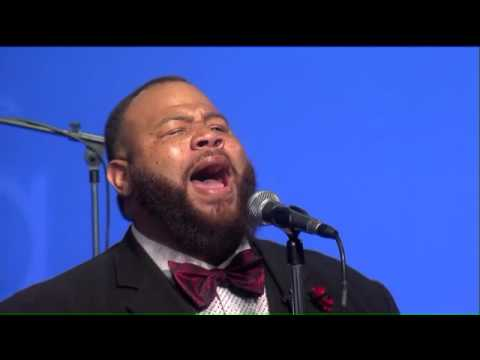 David Scott performs A Change Is Gonna Come