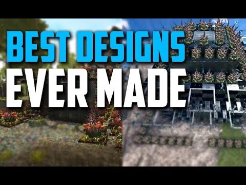 Ark   TOP 5 Base Designs Ever?
