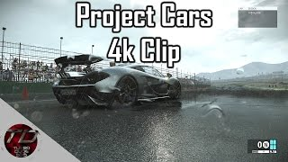 Project Cars - 4k Clip
