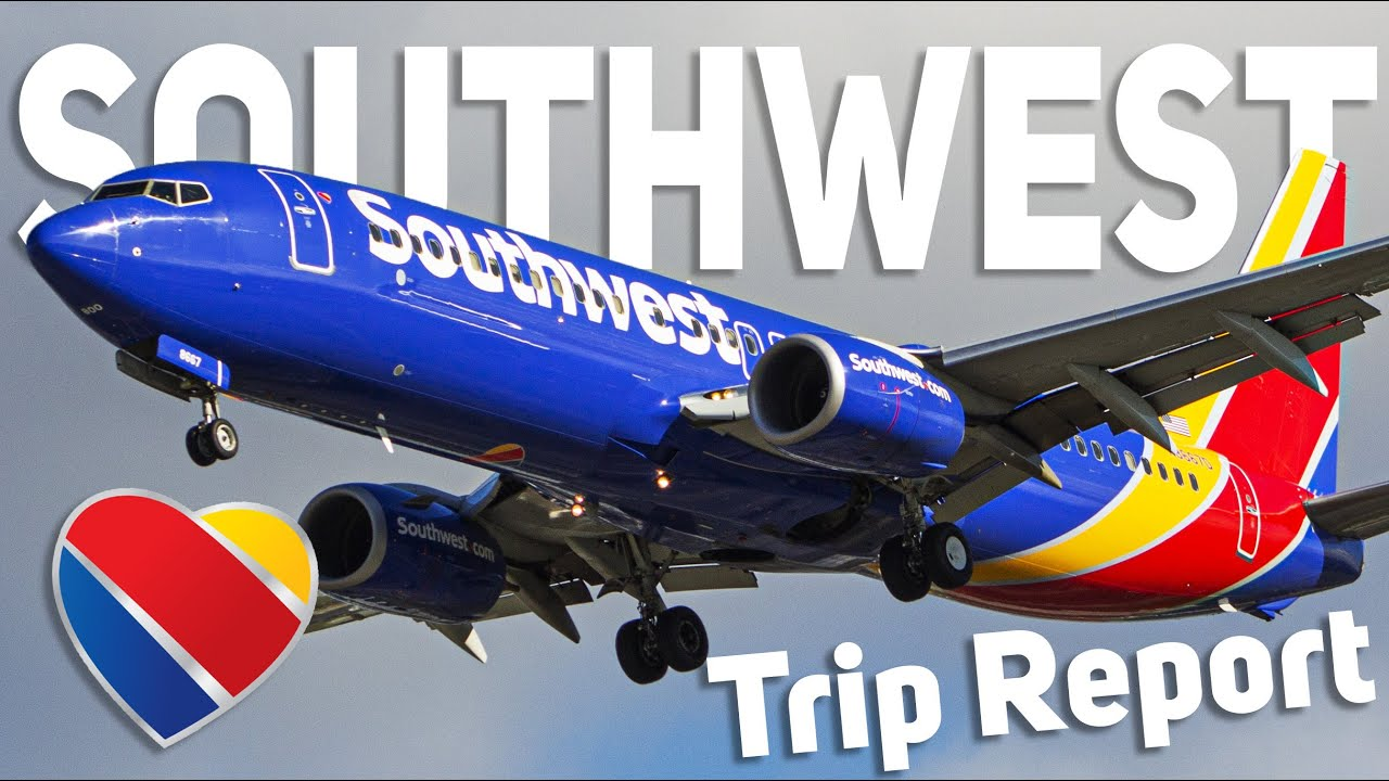 Download Flying Southwest Airlines During COVID-19 | Trip Report