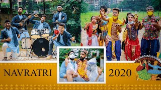 Navratri 2020 |  Sanedo Perody Song |Gujarati Comedy Video - Kaminey Frendzz