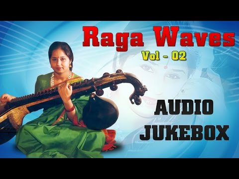 E. Gayathri Veena on Popular Tamil Songs Jukebox | Raga Waves By E. Gayathri | Volume 2