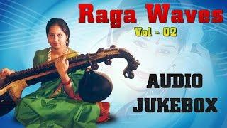 E. Gayathri Veena on Popular Tamil Songs Jukebox | Raga Waves By E. Gayathri | Volume 2