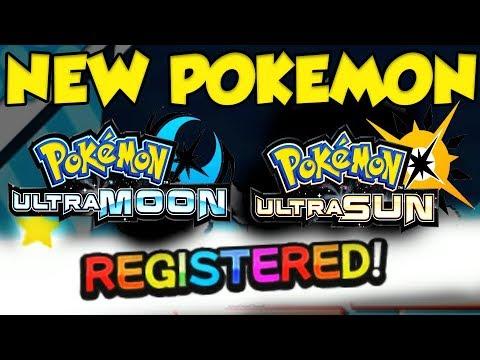 NEW Alolan Pokem  NEW Ultra Beasts To Be Revealed in Pokem Ultra Sun and Ultra Mo