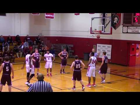 * #4 Trice Mix '16 (draft) Hales Franciscan High School Varsity Basketball (Chicago)