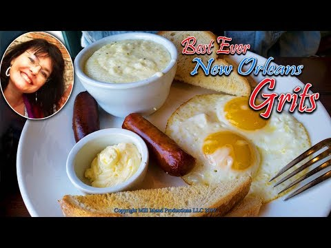 New Orleans Birthday PART 2 With GRITS And More Grits