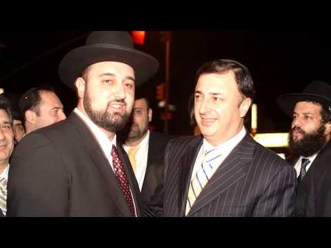 Rabbi Ofer Davidoff - Honor Guest Mr Lev Levayev