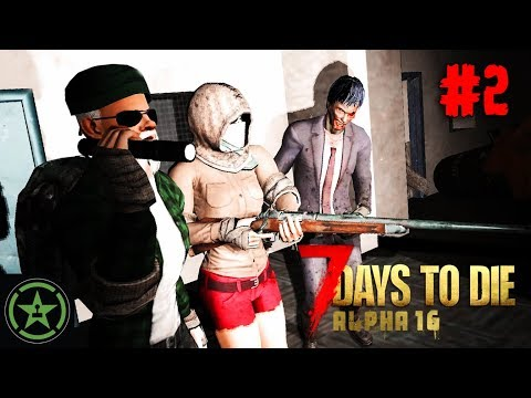 7 Days To Die | First Night | 7 Days to Die Gameplay Alpha 13 | S05E02 from YouTube · Duration:  24 minutes 36 seconds
