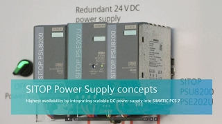 SITOP power supply concepts