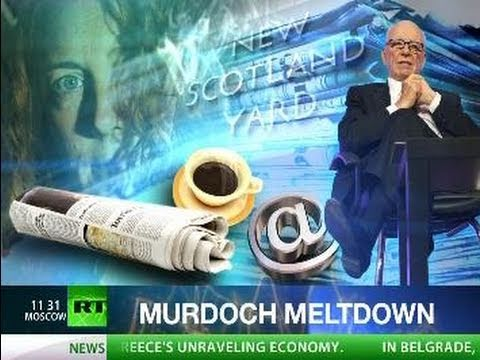 CrossTalk: Murdoch Meltdown