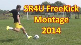 SR4U Freekick Montage 2014