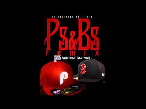 Waxx - P's & B's Remix (feat. Parlae, Menace & 2Eleven)