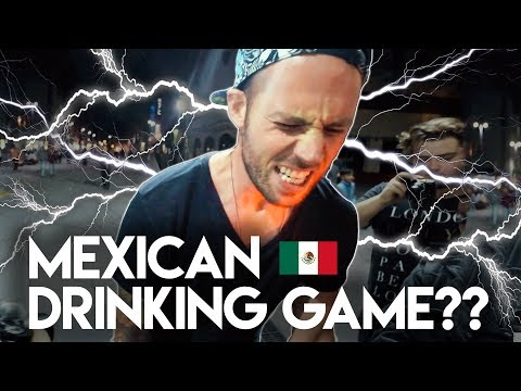 ELECTRIC SHOCK CHALLENGE (TOQUES ELECTRICOS) IN MEXICO W/ EXPLORING WITH JOSH & CODY