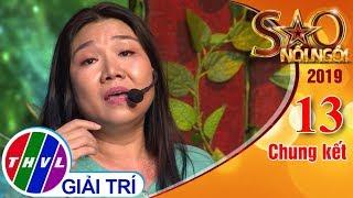 THVL | Sao nối ngôi Mùa 4 - Tập 13[2]: Thương lắm mình ơi - Trương Anh Đào