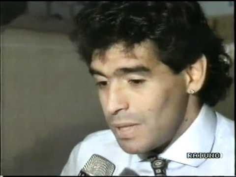 Atalanta - Napoli, serie A 1989-90