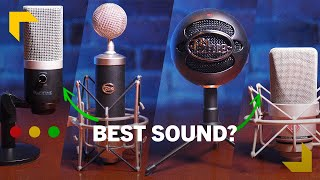 What's the Best Studio Mic? $48 to $1100