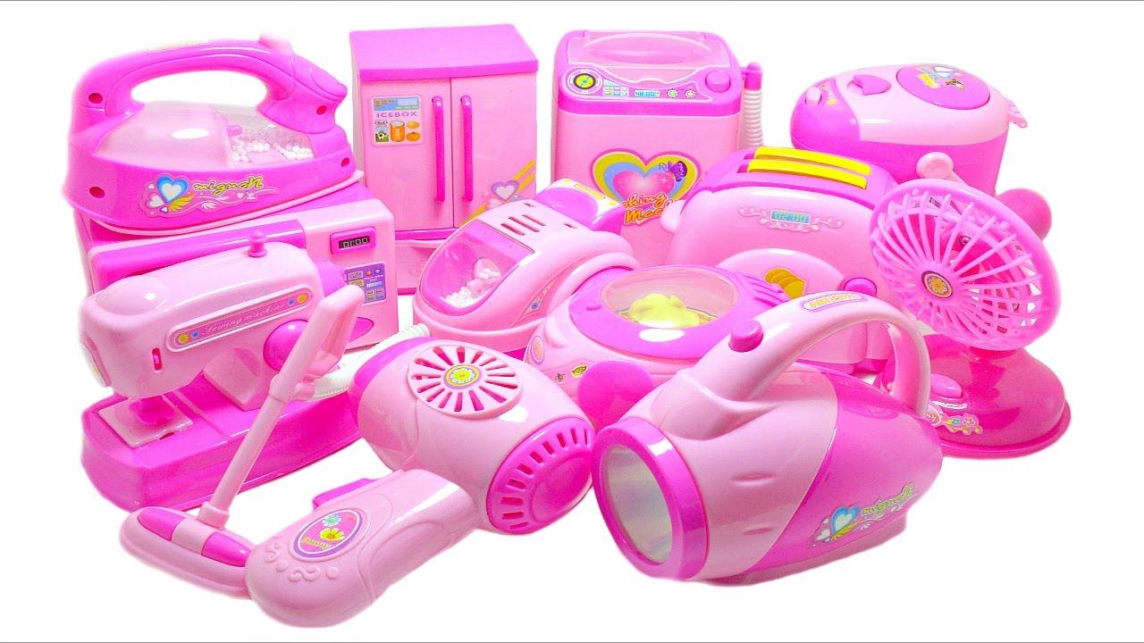 Mini Kitchen U0026 Home Appliance Toys For Kids