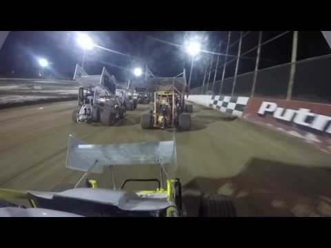 Lebo Motorsports - Putnam County Speedway Feature (05/21/2016)