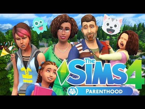 The Sims 4 Parenthood Game Pack Review/Overview