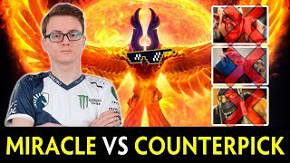 Miracle Phoenix vs Hard Counter heroes — who counters who