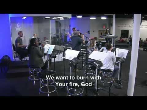 Spirit of Burning // Laura Hackett Park // Prayer Room Intercession