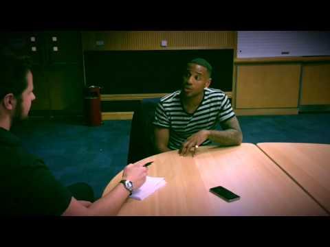 AoC interview - Kyle Tagg interviews Reggie Yates (part 2)