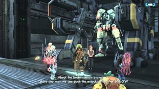 Xenoblade Chronicles X Affinity Mission - Lin 3 - Two Peas in a Pod - ENGLISH