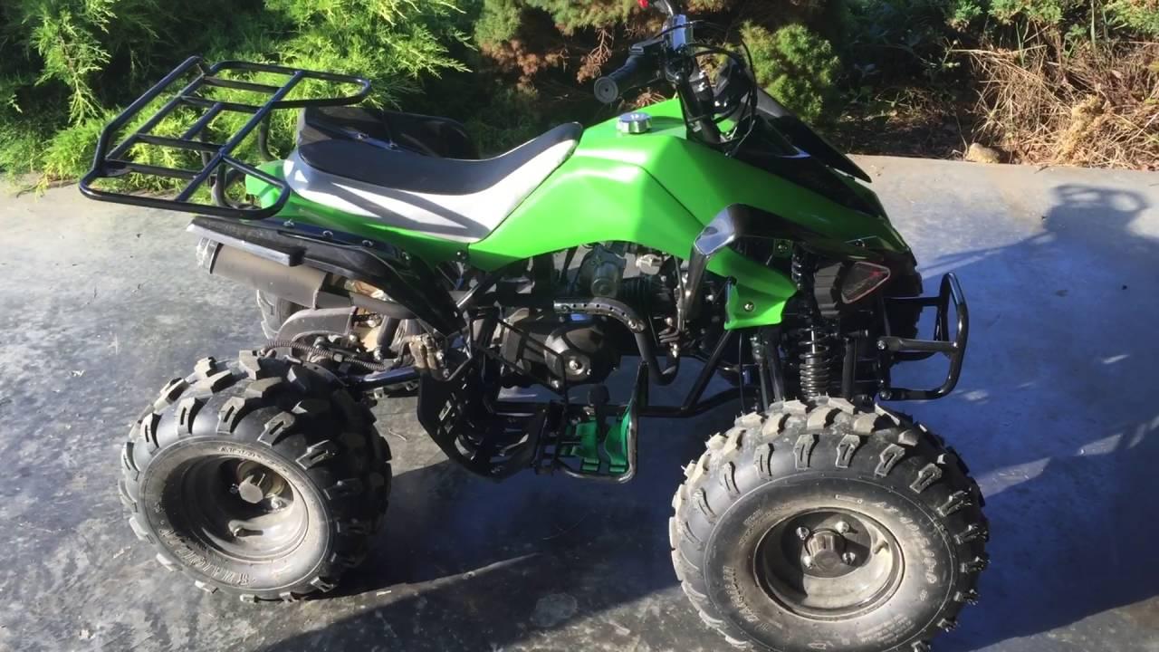 Tao Tao 110cc Cheetah ATV