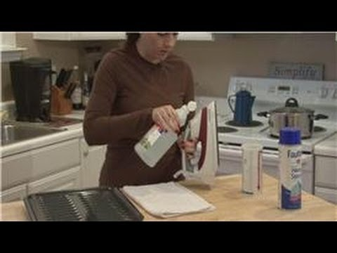 Cleaning Tips : How to Clean a Steam Iron