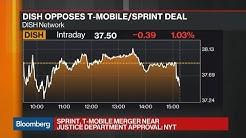 Deals Report: Sprint/T-Mobile Merger Nears DOJ Approval, CBS M&A Talks