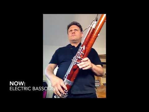 Wheeling With the Feeling-Paul Hanson, bassoon
